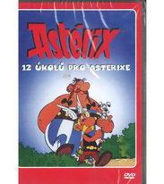 Asterix - 12 úkolů pro Asterixe - DVD plast
