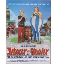 Asterix a Obelix - ve službách jejího veličenstva - DVD