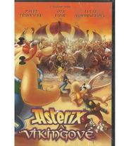 Asterix a Vikingové (plast) - DVD