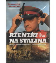 Atentát na Stalina 2. DVD