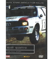 Audi quattro - the full story - DVD