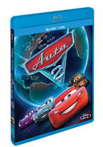 Auta 2 Blu-ray+ DVD (Combo Pack)