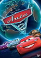 Auta 2 - DVD