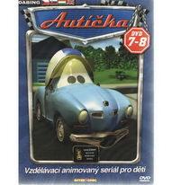 Autíčka 7-8 ( digipack ) DVD