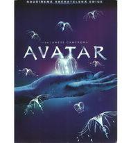 Avatar - 3 disková rozšířená verze - DVD