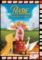 Babe - Prasátko ve městě - DVD