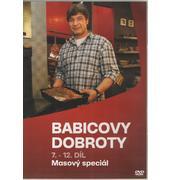 Babicovy dobroty 7. - 12. dél (Masový speciál) - DVD