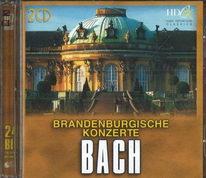 Bach - BDandenburgishe Konzerte 2CD