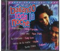 Bailando toda la noche - CD