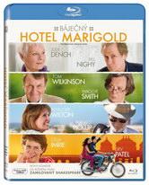 Báječný hotel Marigold - BD