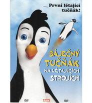 Báječný tučňák na létajících strojích - DVD