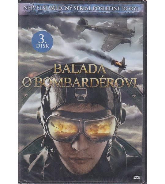 Balada o bombardérovi 3. disk - DVD