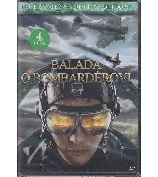 Balada o bombardérovi 4. disk - DVD