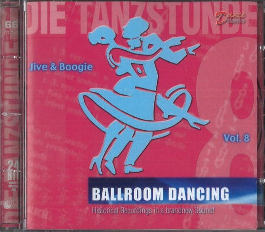 Ballroom dancing - CD