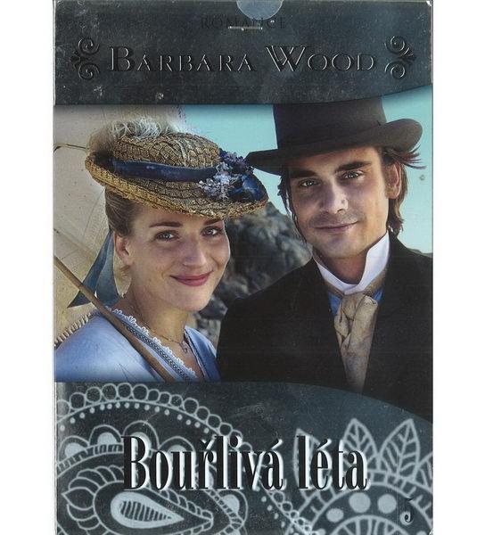 Barbara Wood - Bouřlivá léta 5. - DVD