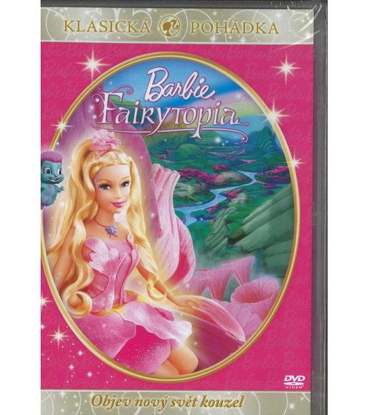 Barbie Fairytopia - DVD