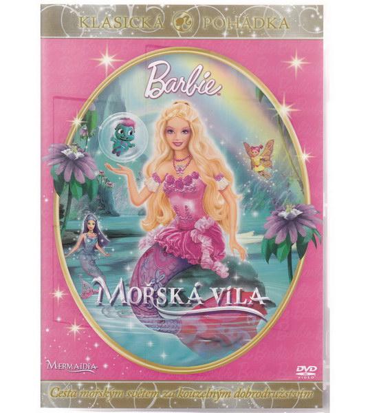 Barbie Mořská víla - DVD