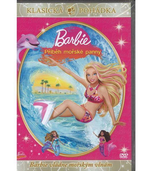 Barbie - Příběh mořské panny - DVD (Barbie in a Mermaid Tale)