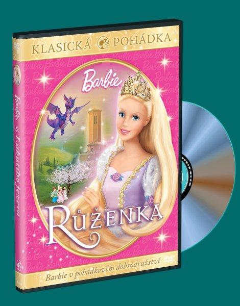 Barbie Růženka - DVD