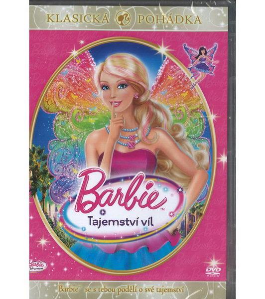 Barbie Tajemství víl - DVD