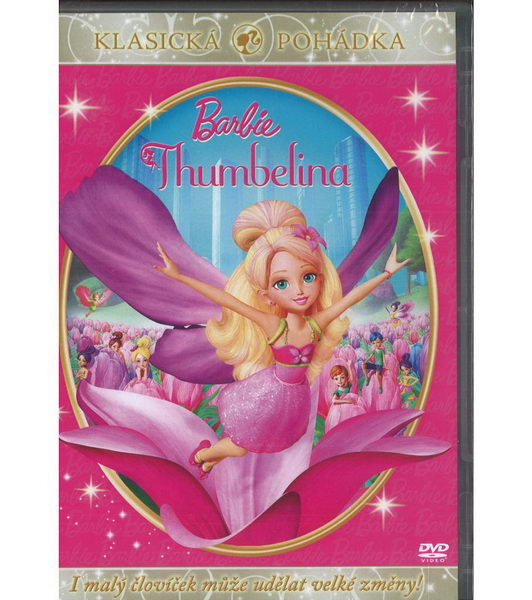 Barbie Thumbelina - DVD