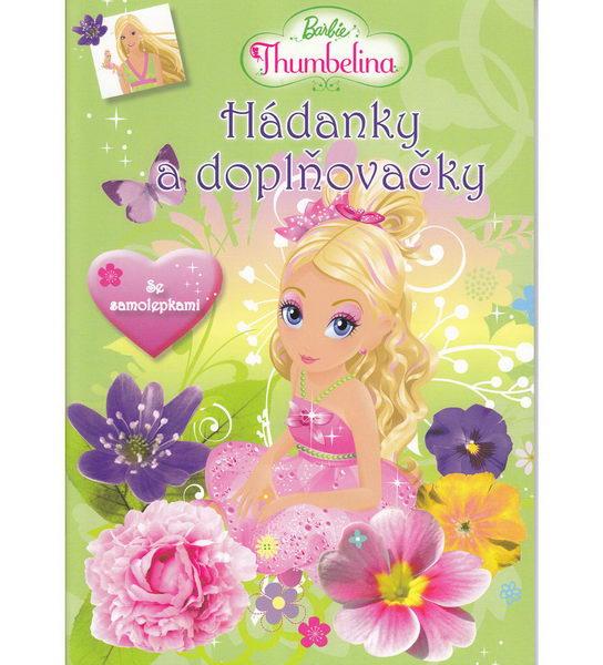 Barbie Thumbelina - Hádanky a doplňovačky