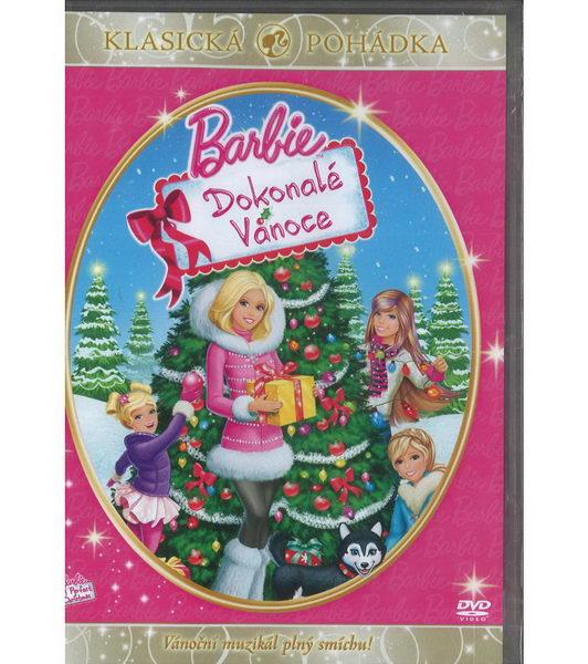 Barbie a Dokonalé Vánoce - DVD