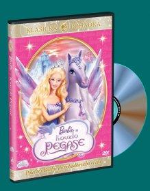 Barbie a kouzlo Pegase - DVD