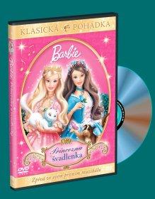 Barbie princezna a švadlenka - DVD