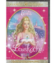 Barbie v Louskáčku - DVD