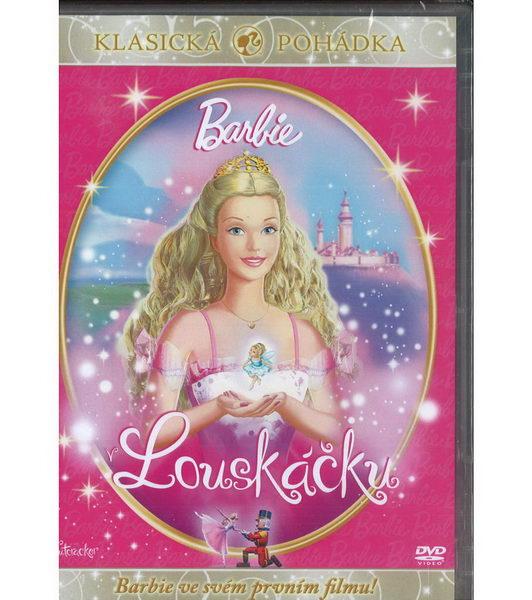 Barbie v Louskáčku - DVD