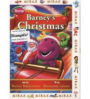 Barneyho Vánoce - DVD pošetka