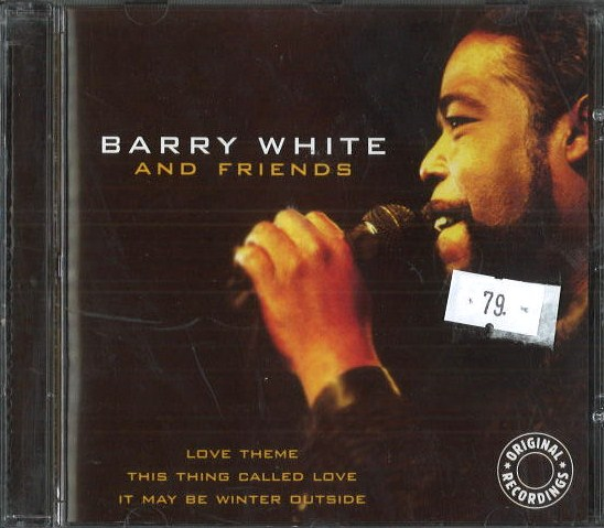 Barry White and friends - CD