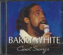 Barry White and friends - Cool song - CD