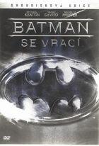 Batman se vrací -  2 DVD
