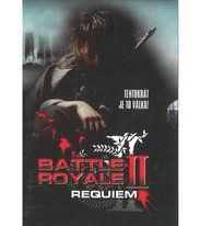 Battle Royale II: Requiem - DVD