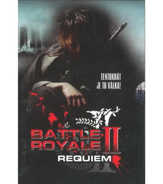 Battle Royale II: Requiem - DVD
