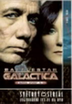 Battlestar Galactica - disk 15 - 2.sezóna epizody 15 a 16 - DVD