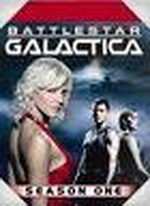 Battlestar Galactica - disk 2 - 1. sezóna, epizody 1-3 - DVD