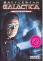 Battlestar Galactica - disk 3 - 1. sezóna, epizody 4-5 - DVD