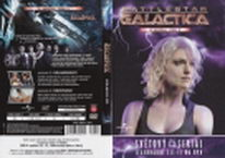 Battlestar Galactica - disk 3 - 3. sezóna, epizody 5-6 - DVD