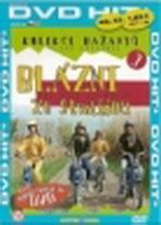 Bažanti 03 - Blázni ze stadionu - DVD