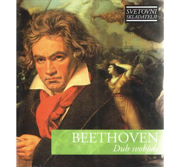 Beethoven - Duh svobode - CD