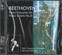 "Beethoven -Symphony no. 9 ""Chorus"" - CD"