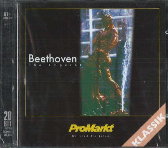 Beethoven - The Emperor - CD