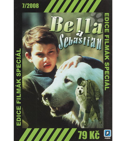 Bella a Sebastian 1 - DVD