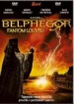 Belphegor - Fantom Louvru ( pošetka ) DVD