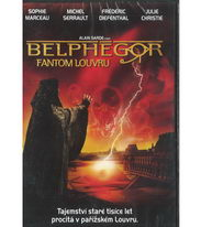Belphegor - Fantom Louvru - DVD