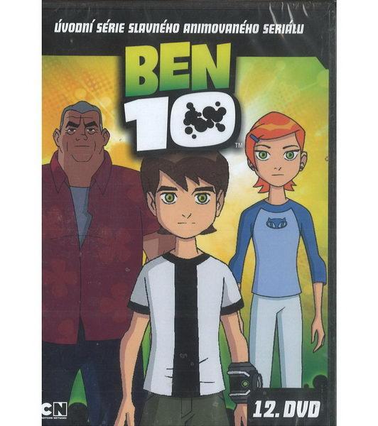 Ben 10 1. série 12. DVD