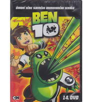 Ben 10 1. série 14. DVD